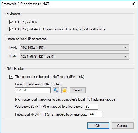 HTTP Redirector plug-in - Simple DNS Plus