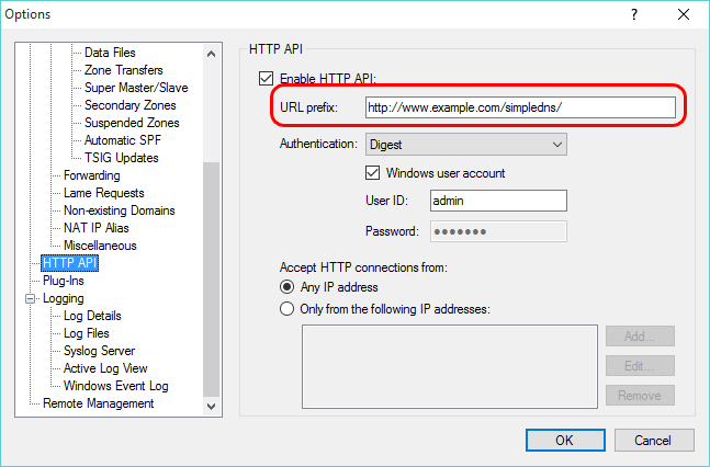 New in Simple DNS Plus (v  5 3)