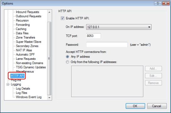 Sending Simple DNS Plus HTTP Commands
