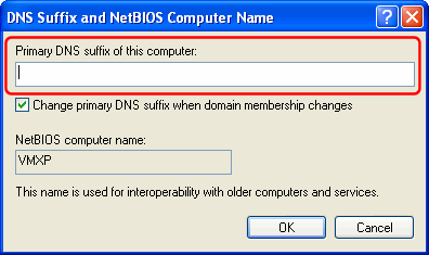 how to change dns on wndows xp