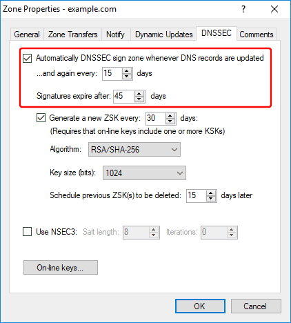 New in Simple DNS Plus (v  8 0)