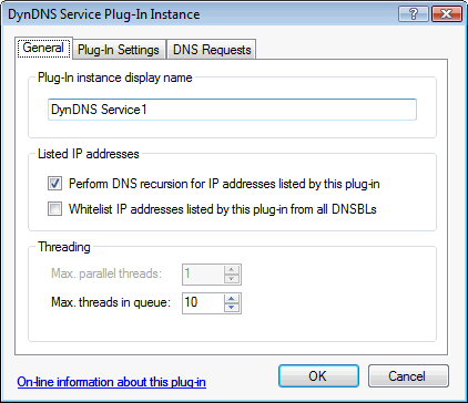 Plug-ins in Simple DNS Plus